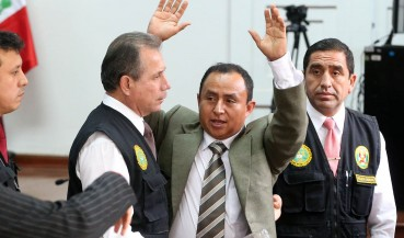 Gregorio Santos no ha sido liberado por la CIDH