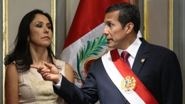 """La """"villaranización"""" de los Humala"""