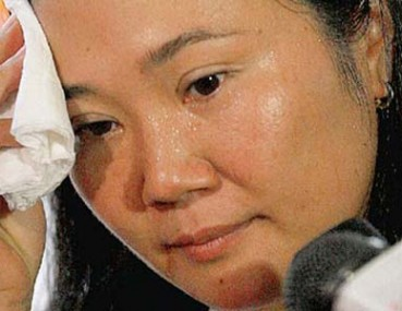 Como ayudar a Keiko Fujimori