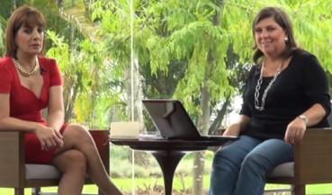 ¿Comida Chatarra? TV PUCP Patricia del Río y yo