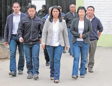 La investigación de la que los Fujimori no hablan