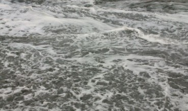 Con el mar no se juega Lucho