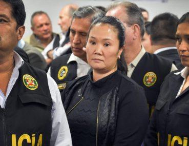 La decisión de Keiko Fujimori
