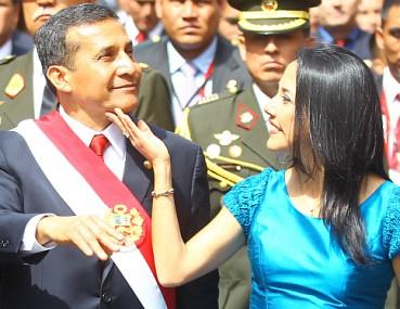 El adios de Humala
