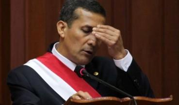 Entrevista a Ollanta Humala