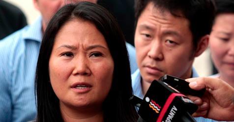 Keiko Fujimori, un año después