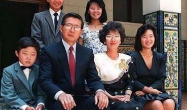 Los Fujimori y sus penas